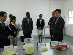 IDB Visits The CED